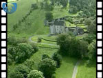 Aerial View of Broughton House (silent video clip)