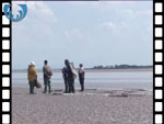 Solway haaf netters cast lots for fishing positions (video clip)